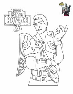 Fortnite Coloring Pages Print And Color Com Sliding