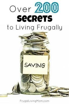 How to Live Frugally - Frugal Living Mom Frugal Living Tips, Frugal Tips, Frugal Family, Saving Ideas, Money Saving Tips, Budget Envelopes, Envelope Budget, Save My Marriage, Marriage Advice