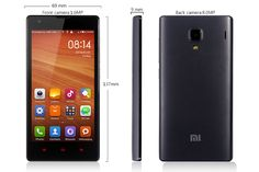 Xiaomi Redmi 1S Hongmi 1S MIUI V5 Android 4.3 WCDMA version Qualcomm 8228 Snapdragon 400 Quad Core 1G 8G F2.2 Dual Camera 1.6+8.0MP 4.7 Inch IPS Screen Smartphone Black  OS: Android 4.3 CPU: Snapdragon 400 Qualcomm MSM8228 Quad Core Cortex-A7 1.6GHz,AnTuTu Benchmark: 21467 ROM: 8GB RAM: 1GB Card Extend: Support SD/TF Card up to 64GB SIM Card: Dual SIM Card Dual Standby Screen: 4.7 inch IPS HD, capacitive touch screen 1280 × 720