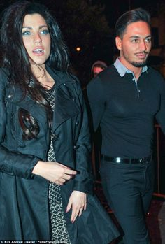 New friends: Mario Falcone and Louise Cliffe enjoyed a night out together at Eivissa nightclub in Manchester Mario Falcone, Party Models, Nightclub, New Friends, Celebrity News, Manchester, Celebrities, Celebs, Famous People
