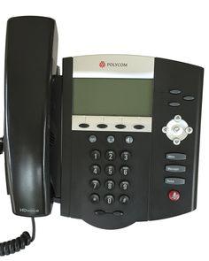 Polycom SoundPoint IP 450 Phone POE IP450 (2201-12450-025)