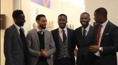 Proptar Team showcasing talent