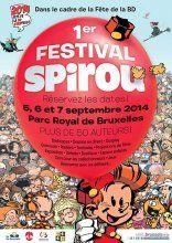 Laudec au premier festival Spirou | www.laudec.eu