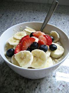 Egg Oatmeal Microwave Recipe
