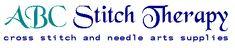Cross Stitch & Needle Arts Supplies From ABC Stitch Therapy