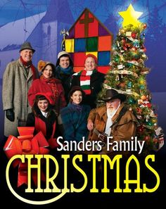 Sanders Family Christmas Comedy Show Branson Mo 8:00 PM Tickets Call 417-337-8427 or click http://bransonconnection.com/branson-mo/shows/SandersFamilyChristmasShowinBransonMO_2530.html