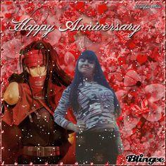 Happy Anniversary!!