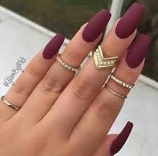 Image result for nails tumblr matte