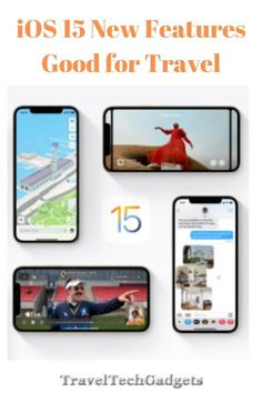 iOS 15 - Cool and Great New Features for Travel |Travel Tech Gadgets Best Travel Gadgets, Biometric Authentication, Subscription Boxes For Kids, Go To Settings, Face Id, New Travel, Kids Boxing, Tech Gadgets