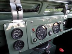 Land Rover Series IIA 88 for sale - Image Gallery