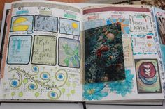 No Excuses Journaling update - It's All About The WHIMSY!