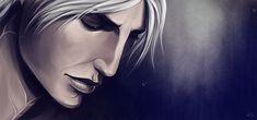 Dragon Age 2: Fenris (animated) by khemiri on deviantART