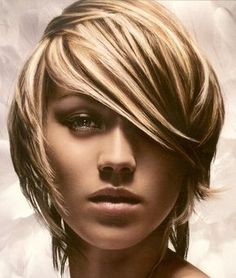 Chunky Highlights for Short Hair For 2011 ~ Global Hairstyles