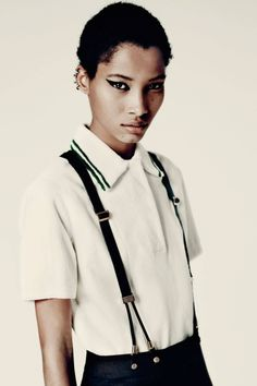 "Rogue Culture --- Lineisy Montero by Paolo Roversi in ""New Wave"" for Vogue Paris, June/July 2015"