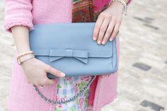 bag: knights & roses/coat: zara/dress: lilly pulitzer/scarf: Frankonia/