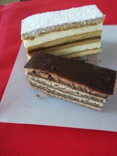 Christmas Baking, Christmas Cookies, Pixie Bob Hairstyles, Hungarian Recipes, Hungarian Food, Vanilla Cake, Tiramisu, Sweet Tooth, Recipies