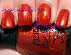 Nubar Arencia (Shimmery Red-Orange)