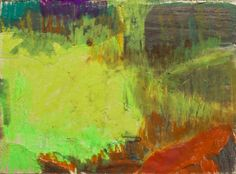 My Journey: Thirty in Thirty Day 7 Abstract Landscape