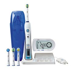 Oral-B Triumph with SmartGuide䋢 Rechargeable Toothbrush