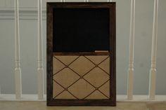 Magnetic Dry Erase Board, Customized Black And White French Memo Board,  Cork Board Message U0026 Bulletin Board Dorm Decor Cubicle Decor | French Memo  Boards, ...