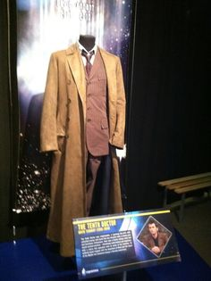 doctor who 10 costume