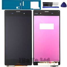 Lcd #display & #touch screen digitizer for sony xperia z3 d6603 #d6643 5.0 inch,  View more on the LINK: 	http://www.zeppy.io/product/gb/2/151756136782/