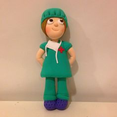 Cirujano surgeon - Jumping Clay Gijon