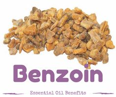 Benzoin essential oil is calming and grounding, and it is also great for respiratory and digestive issues...