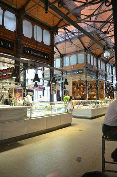 Mercado de S.Miguel.Madrid.