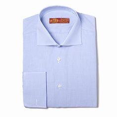 Camisa mil rayas azul