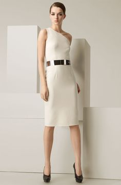 I really, really, really need this dress.  Michael Kors.