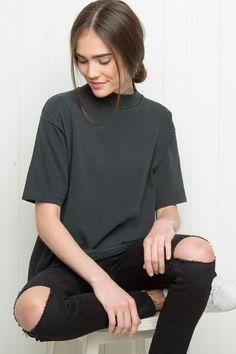 Brandy ♥ Melville | Alfie Turtleneck Top - Clothing