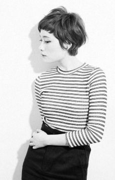 stripes 60s style