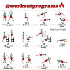 workoutprograms's photo on Instagram