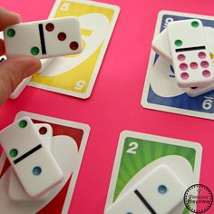 Fun Dominoes Math Counting Activity for Kindergarte&; Fun Dominoes Math Counting Activity for Kindergarte&; B Mathe Klasse Fun Dominoes Math Counting Activity for Kindergarten Mehr […] and first grade math worksheets Kindergarten Activities, Teaching Math, Subitizing Activities, Counting Activities Eyfs, Counting Games, Health Activities, Preschool Learning, Number Bonds Activities, Center Ideas For Kindergarten
