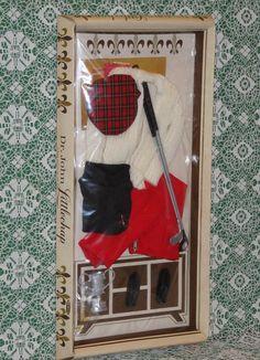 1963 Dr John Littlechap Golf Outfit Mint and NRFB | eBay
