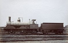 GER Class 417,0-6-0 by SW Johnson at Neilson's and Worcester Engine Co