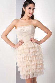 3bbb10e0630 Graduation Dresses for 8Th Grade - G0037 Tulle Bridesmaid Dress