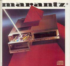 Retrofitting the past — Marantz 1984 Music System, Band Photos, Music Images, Digital Audio, Audio Equipment, Turntable, The Past, Cool Stuff, Catalog