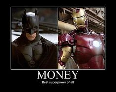 The best superpower of all...