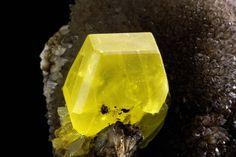 Sulfur.