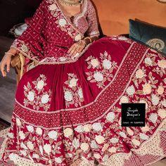 Rajasthani Lehenga Choli, Ghagra Choli, Indian Lehenga, Lehenga Wedding Bridal, Wedding Lehenga Designs, Chandigarh, Lehenga For Girls, Lehenga Images, Lehenga Crop Top