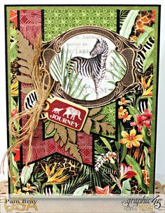 Journey+Card%2C+Safari+Adventure+Collecion+by+Pam+Bray%2C+Product+by+Graphic+45%2C+Photo+1_9928.jpg 1,241×1,600 pixels