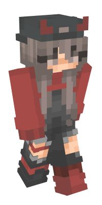 Check out our list of the best Girl Minecraft skins. Minecraft Skins Emo, Minecraft Link, Minecraft Skins Aesthetic, Hama Beads Minecraft, Perler Beads, Minecraft House Designs, Cool Minecraft Houses, Minecraft Blueprints, Minecraft Buildings
