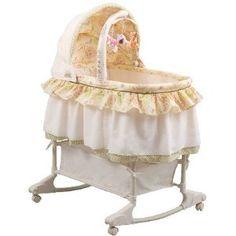 Disney Baby Winnie The Pooh Bassinet in Baby, Baby Gear, Play Pens & Play Yards Disney Baby Nurseries, Baby Boy Nurseries, Baby Cribs, Disney Nursery, Winnie The Pooh Nursery, Disney Winnie The Pooh, Baby Disney, Gaudi, Baby Doll Nursery