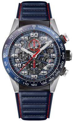 TAG Heuer Watch Calibre Heuer 01 Red Bull Special Edition Pre-Order