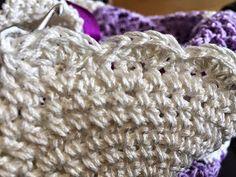 The Daily Knitter & Crocheter: Crochet baby dress pattern - step by step Crochet Baby Dress Pattern, Baby Dress Patterns, Slip Stitch, Crafts, Dresses, Vestidos, Manualidades, Handmade Crafts, Dress