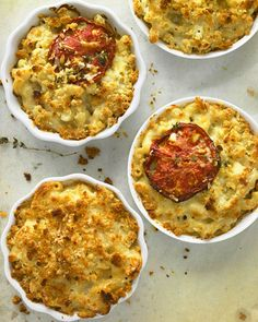 Macaroni and Cheese with Slow-Roasted Tomatoes