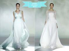 Something Tiffany Blue by MissBeckyB. | Wedding: ABITI DA SPOSA 2013: ROSA CLARA'