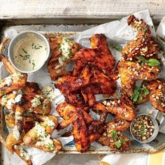 Our Best Chicken Wing Recipes: Wonder Chicken Wings